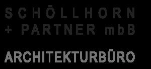 Architekturbüro Schöllhorn + Partner mbB Logo